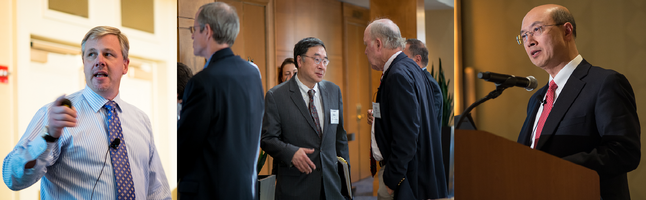 Pictures from Inaugural Conference on Finance and Policy