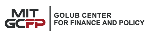 MIT Golub Center for Finance and Policy