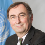 UN Climate Change Janos Pasztor on March 3rd