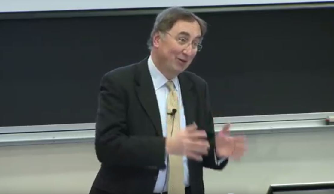 Video from Climate Finance Lecture by Janos Pasztor