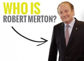 Feature: Nobel Prize-winning economist Robert Merton