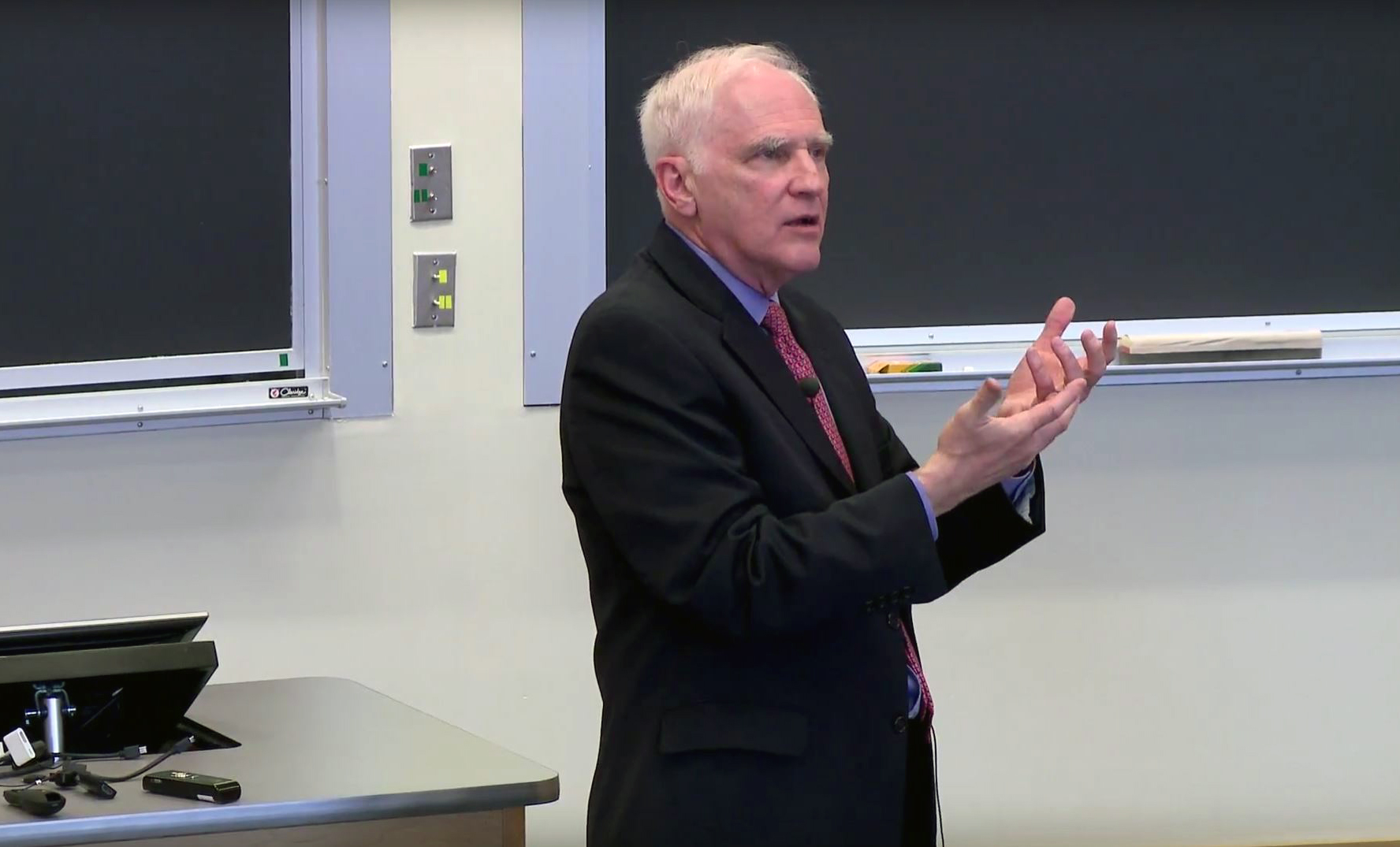 """Daniel Tarullo: """"Rethinking Financial Regulation: How We Got Here and Where We're Going"""""""