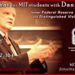 Fireside Chat for MIT students with Daniel Tarullo