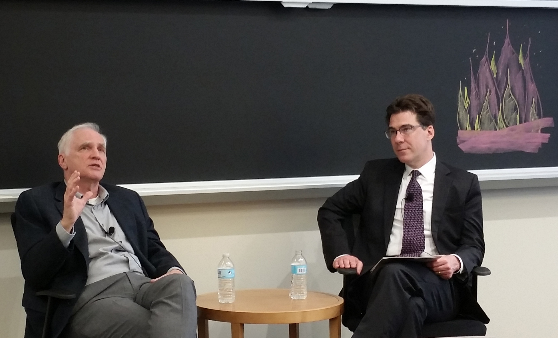 Fireside Chat with Daniel Tarullo