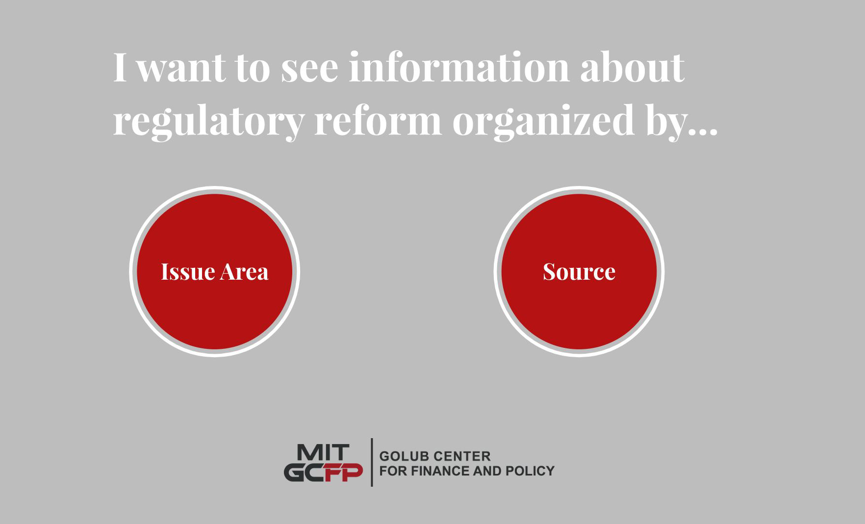 Banking Reform Clearinghouse