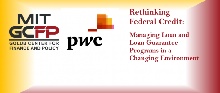"""GCFP co-hosts conference on """"Rethinking Federal Credit"""""""
