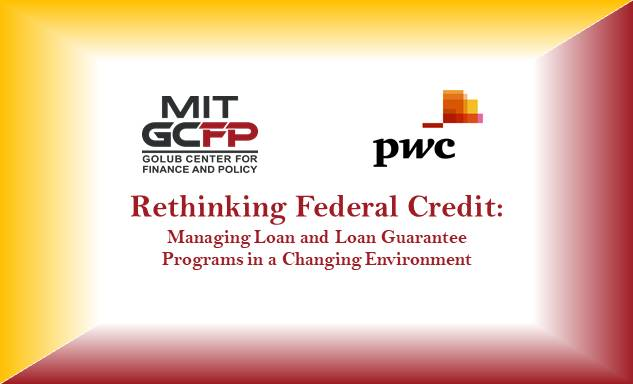 "GCFP co-hosts conference on ""Rethinking Federal Credit"""
