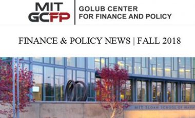 GCFP Fall Newsletter 2018