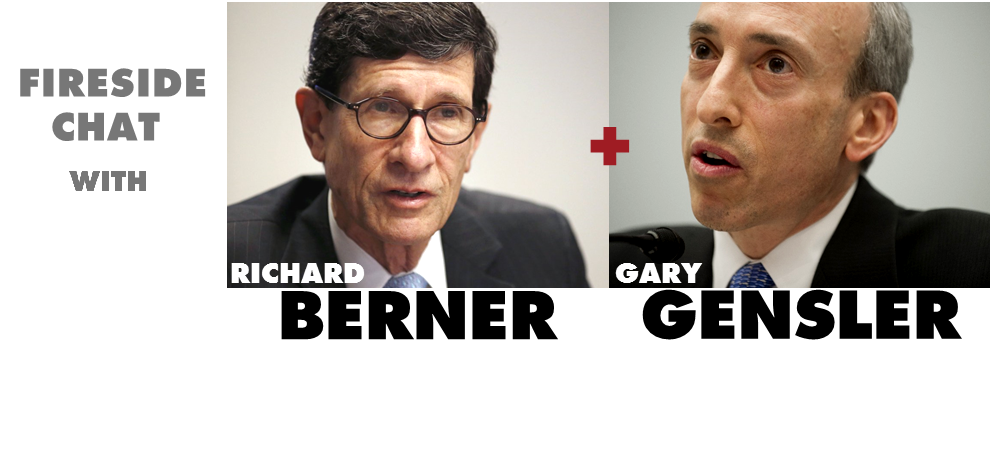 GCFP's fireside chat with Richard Berner and Gary Gensler
