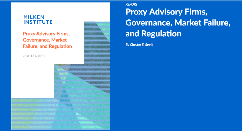 Improving the Transparency and Regulation of Proxy Advisory Firms