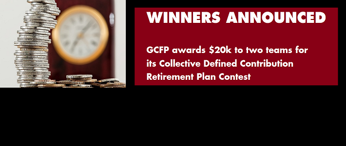 GCFP Announces Retirement Plan Contest Winners
