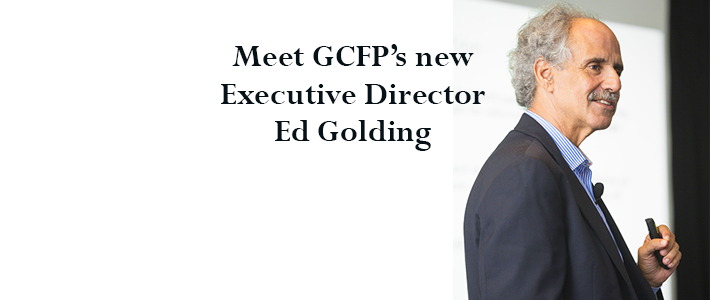 GCFP Names Former Head of Federal Housing Administration Edward Golding as Executive Director
