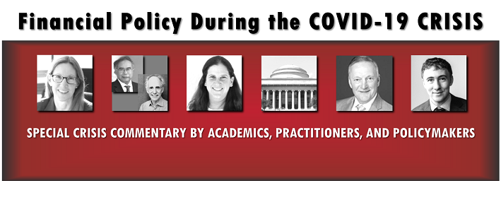 New GCFP Blog Section: Financial Policy During the COVID-19 Crisis