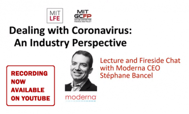 Dealing with Coronavirus: An Industry Perspective