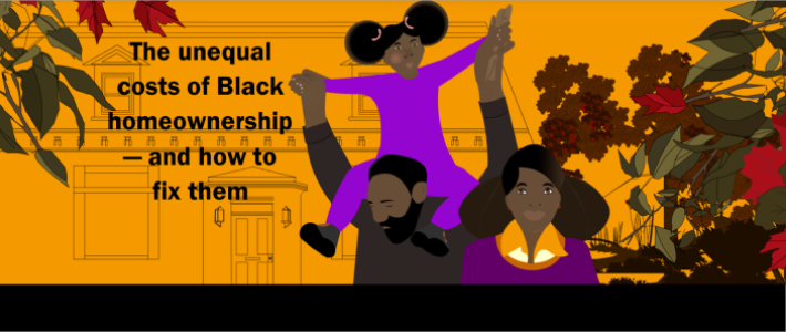 The Unequal Costs of Black Homeownership – News at MIT Sloan